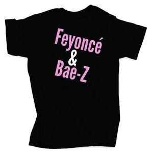 Feyonce and Bae-Z tshirt